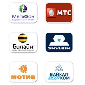 Операторы сотовой связи Сангара